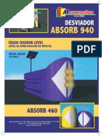 MULTISENAL AMORTIGUADORES DE IMPACTO DESVIADOR ABSORB 940