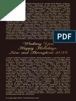 MarketPoint Holiday Card 2017 December