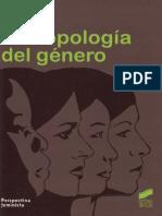 Beatriz Moncó - Antropología del género
