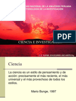1.-Ciencia e Investigacion