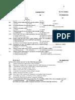 Chemistry Test # 1 (R5) 17-11-2013