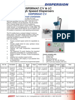 Dispermat Dissolver LC75