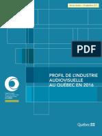 Profil Audiovisuel 2016