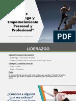 Taller de Liderazgo Personal Profesional
