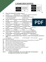 Chemistry Test # 2 (R2) 12-10-13 (Fahad Sb.)