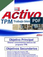Introducción a TPM DQM. 25-11-2015