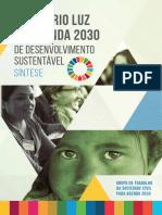 Relatório Luz ODS