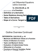 2011Fall Math