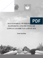 04 Management of Phenology, Flowering and Fruiting of Longan, Rambutan and Guava Tran Van Hau