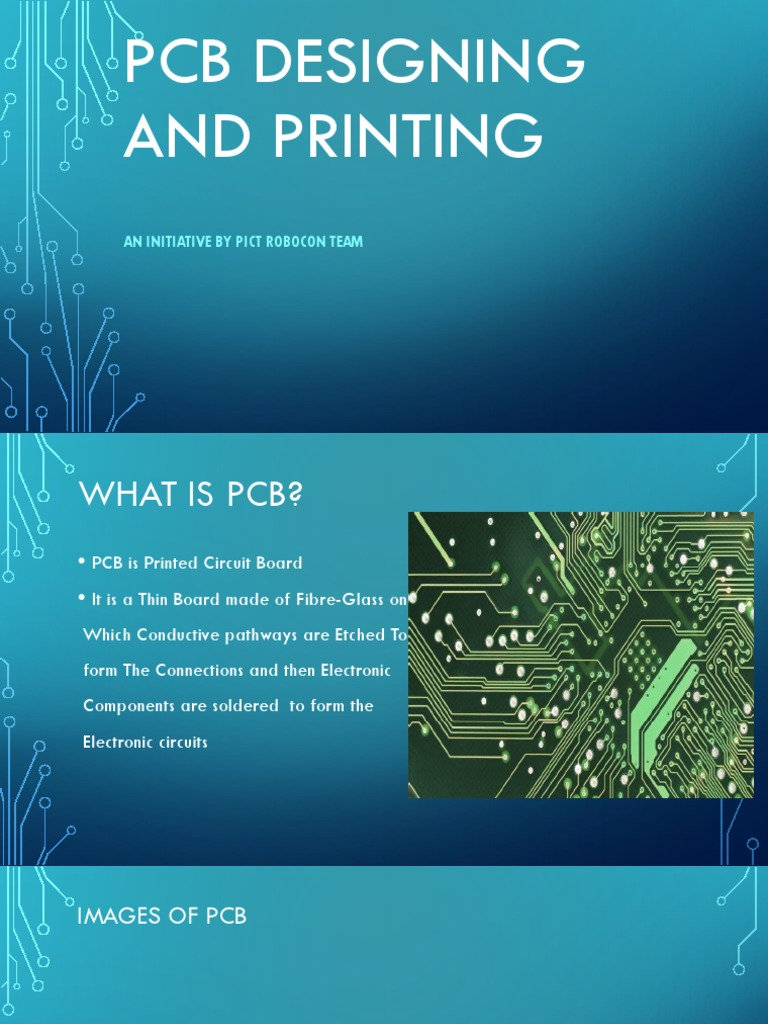 Pcb Designing And Printing Printed Circuit Board Electronic Printer Engineering