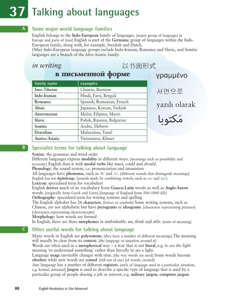 EVU_Adv_u37 | English Language | Alphabet