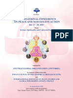Anuvibha, 9th International Conference on Peace and Nonviolent Action, Jaipur, India, December 18 - 21, 2017