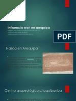 Influencia Wari en Arequipa