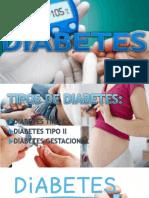 Trabajo de Diabetes