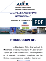 Logistica Del Transporte Internacional