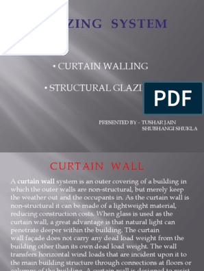 Curtain Wall | Wall | Components