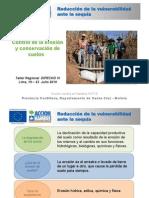 ACH Experiencias de Conservación de Suelos en el Chaco Boliviano