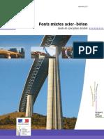 Ponts Mixtes Acier - Beton - Guide de Conception Durable