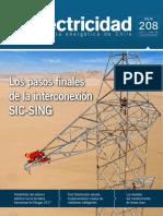 Revista electricidad n° 208