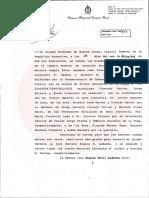 La Cámara Federal de Casación ratificó la condena por la voladura ocurrida en la Fábrica Militar de Río Tercero