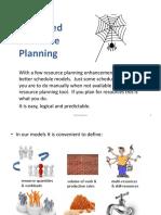 Enhanced Resource Planning - Rafael Davila