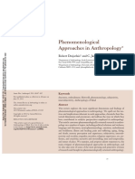 DESJARLAIS, Robert & THROOP, Jason - Phenomenological Approaches in Anthropology(1)