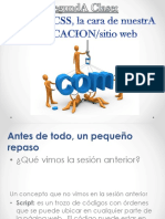 Clase 2 - HTML y CSS