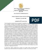 TSJ en el exilio anula nombramiento de Samuel Moncada como embajador ante la ONU