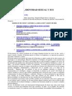 María Elosegui. SEXO. Identidad y Patologias