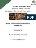 Industrialización Del Cine y La Radio.