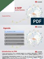 Interference Measurement SOP v1.2 Sum PDF