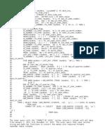 Calendar Generator SQL