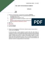Examen Final Cam415