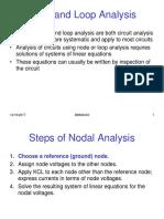 Chapter 2d - EE Nodal Analysis