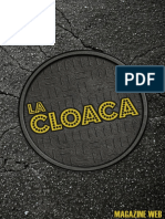 Libro de producción La cloaca - Serie web