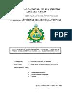 Diagnostico Situacional en Cuyes -2015 Final