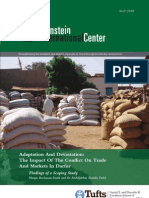Adaptation and Devastation--The Impact of the Conflict on Trade and Markets in Darfur