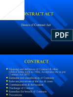 Basics of 20Contract Act[1]