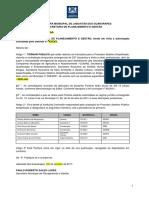 Edital Seleção Jaboatão_Sec. Planejamento_ SELEÇÃO 02