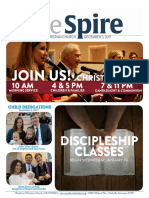 The Spire Newsletter, December 5, 2017