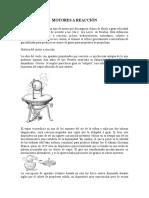 T-6 Motores de Reacción, Resumen Historico y Clasificación