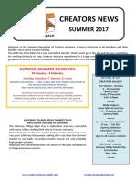 04 creators newsletter summer 2017
