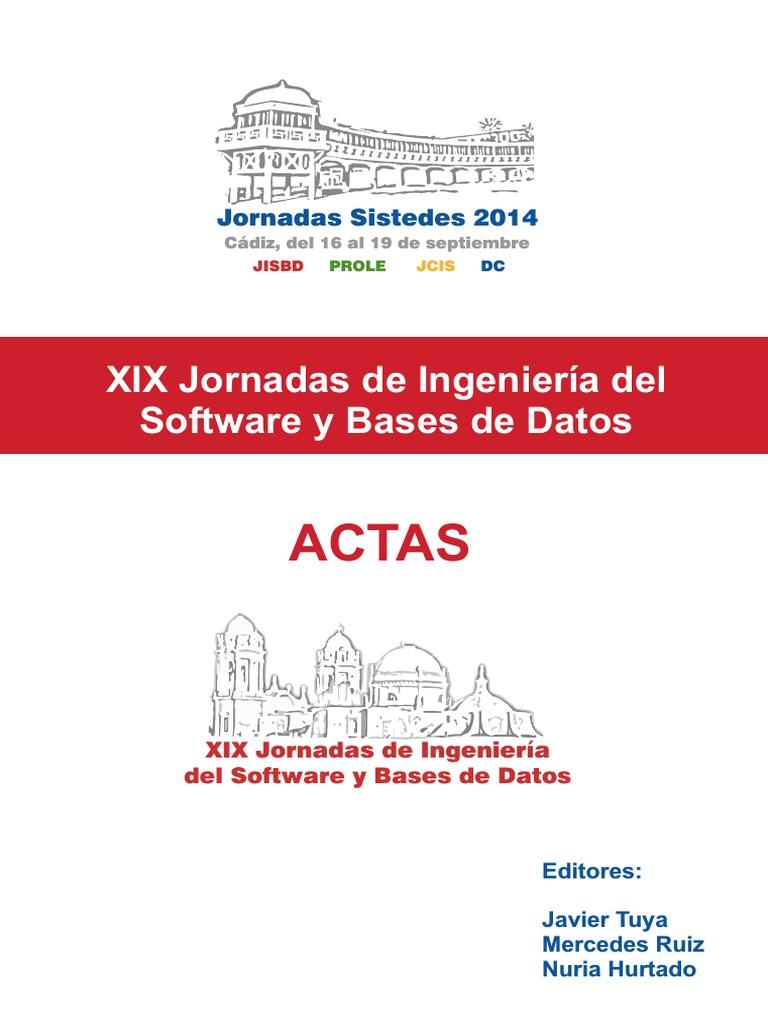 Actas jisbd 2014 leer malvernweather Choice Image