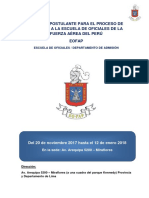 Guia Del Postulante Eofap 2017 2018