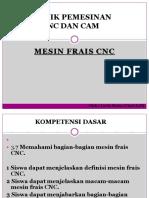 Materi Ppt Cnc Frais