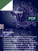 Virus y Bacterias