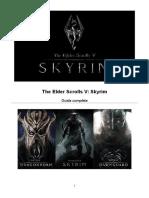 Guida a Skyrim