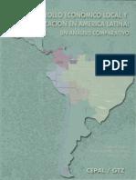 Desarrollo Económico Local y Descentralizacion en America Latina - Un Analisis - Santiago de Chile