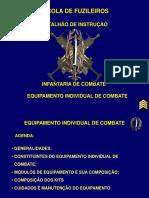 2 CAPITULO - Equipamento Individual de Combate