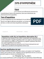 Les Tests D_hypothèse